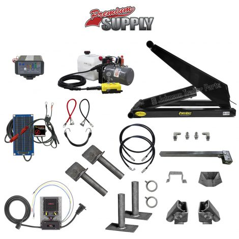 10 Ton Hydraulic Scissor Hoist Kit | PH520 Premium Kit