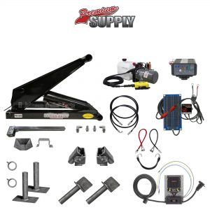 8 Ton Hydraulic Scissor Hoist Kit | PH516 Premium Kit