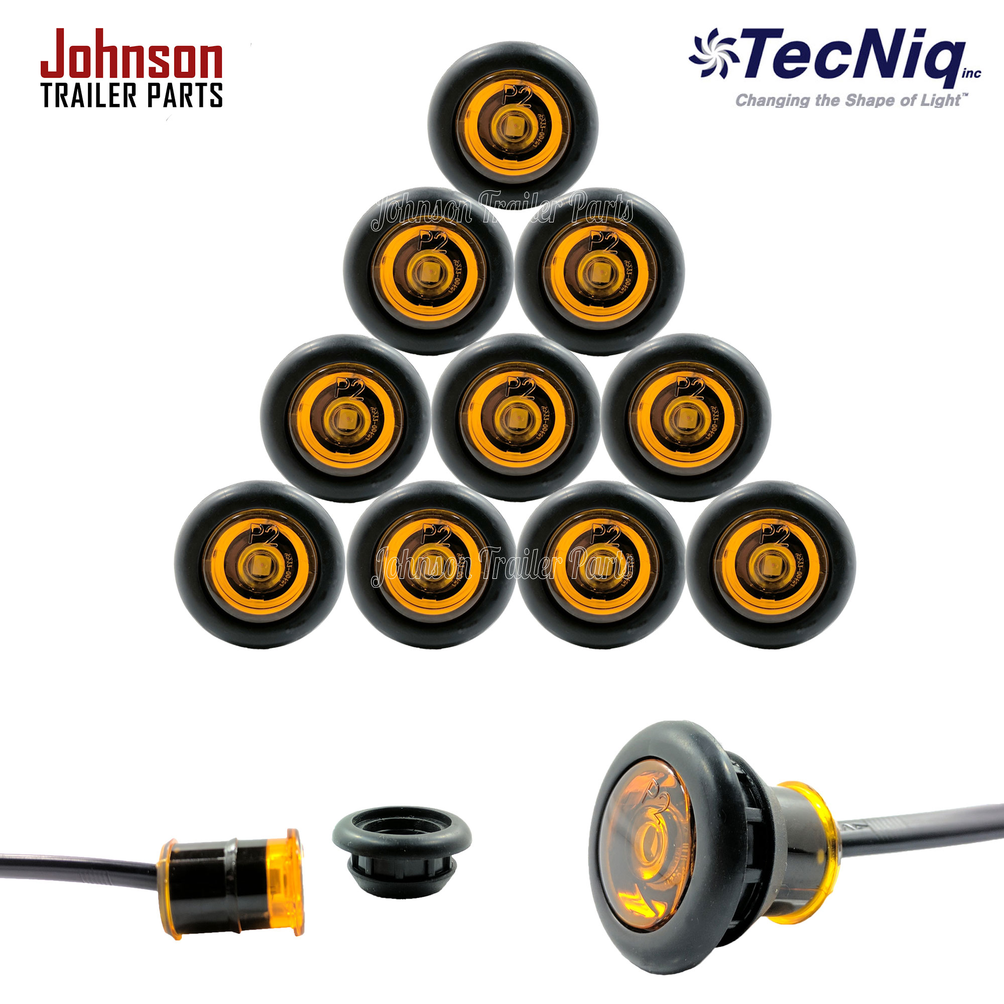 and round boat red lights sealed categories trailer home led light p submersible kit inch lighting