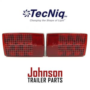 Lighting wiring johnson trailer parts 6 submersible led tail lights for trailer trucks rvs marine led tail lights sciox Choice Image