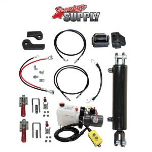 premium supply hydraulic tilt deck kit - Welded