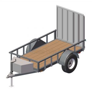 4-x-8-utility-trailer-plans-blueprints-3500-lb-capacity