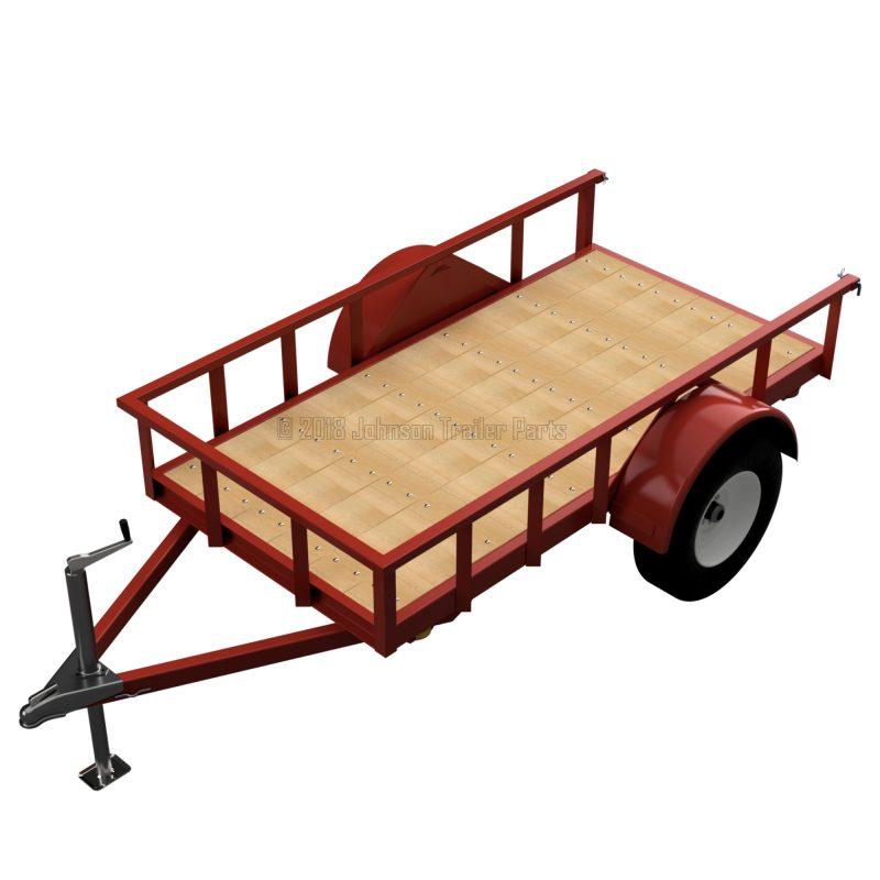 4-x-8-utility-trailer-plans-blueprints-3500-lb-capacity