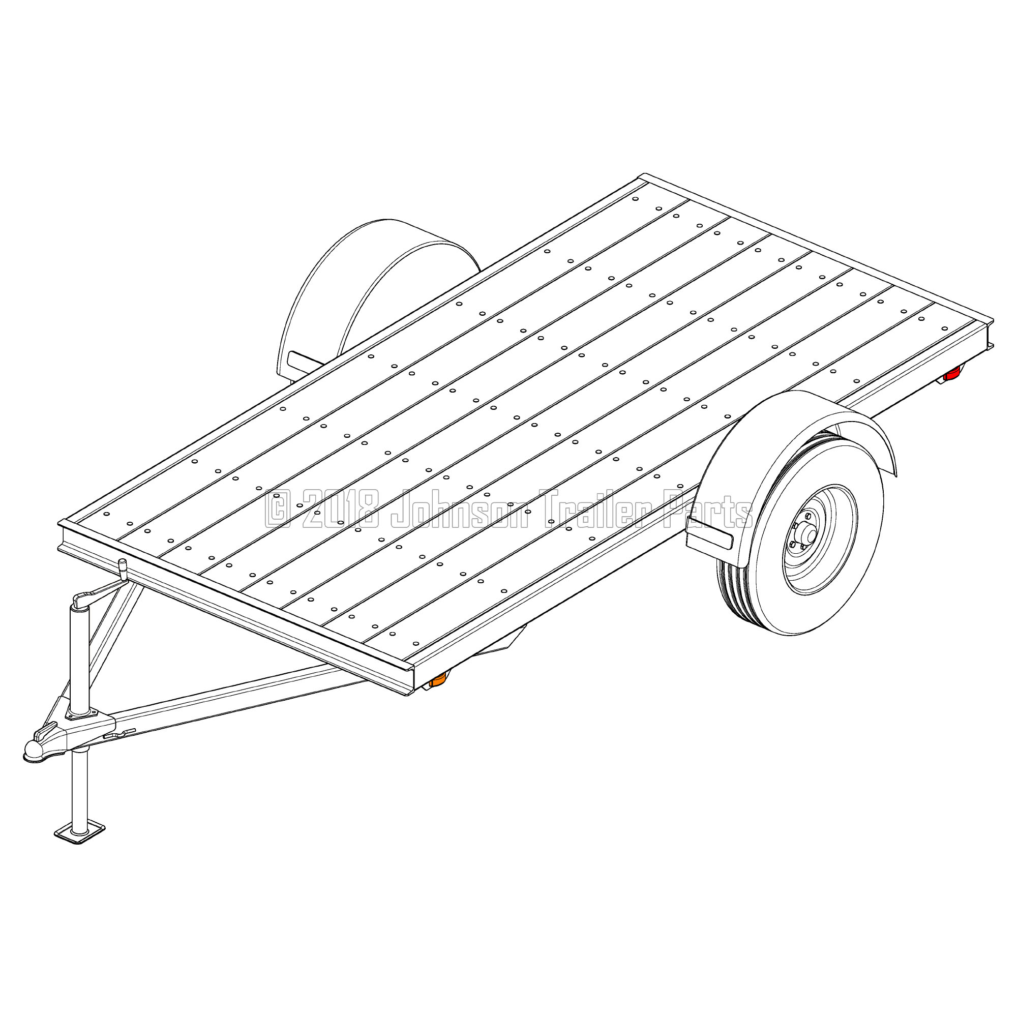 5 x 10 utility trailer plans blueprints 3500 lb capacity 5 x 10 utility trailer plans blueprints 3500 lb capacity malvernweather Images