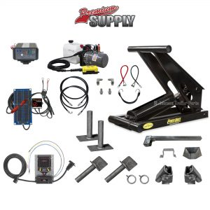 8 Ton Hydraulic Scissor Hoist Kit | PH621-5