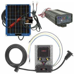 HDX Battery Optimizer Kit