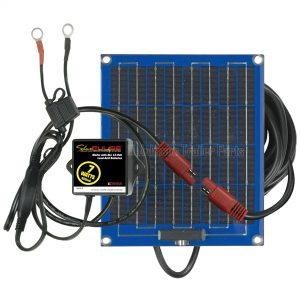 7 Watt Solar Battery Charger